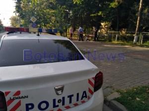 persoana fara adapost moarta in strada la Botosani