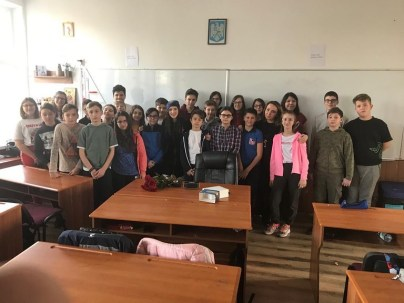 ioana ignat la Colegiul Mihai Eminescu (1)
