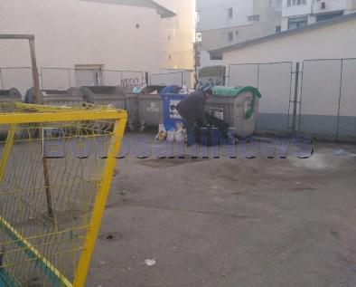 oameni ai strazii, ghena de gunoi, tomberoane (2)