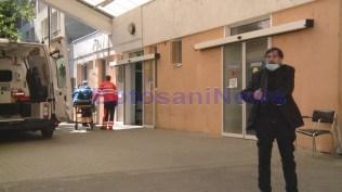 politie jandarmi bolnav covid spitalul judetean 8