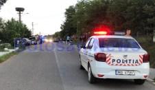 accident- politie - botosani