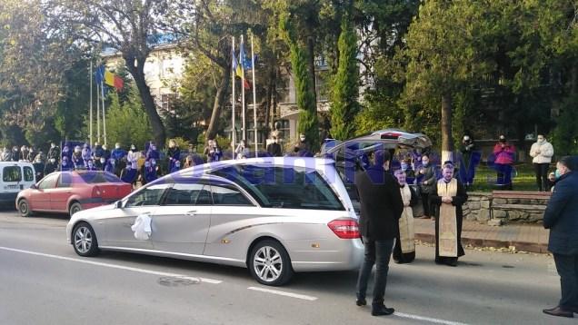 inmormantare cu elevi Colegiul MIhai Eminescu (3)