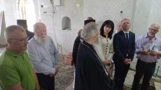 IPS Teofan la Biserica Sf Gheorghe (1)