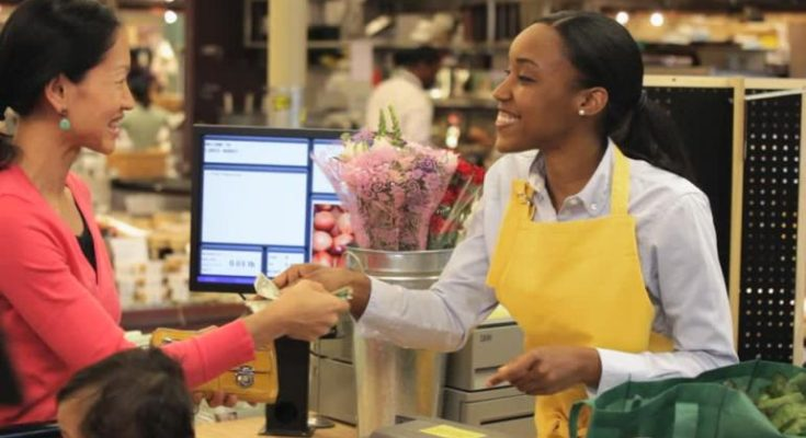Image result for cashier