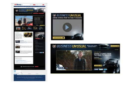 Online Video Web Experience