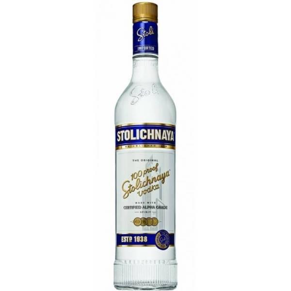 Stolichnaya Vodka 100 Proof