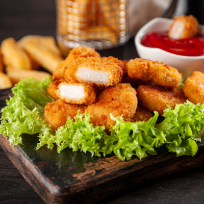 Nugget (bocconcini) di pollo