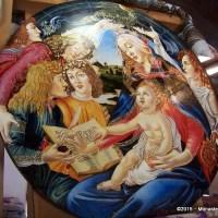 Opere - Tondo Botticelli