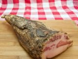 Cinta Senese Gota – 0,51kg, pork jowl or cheeks