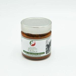 Cinta Senese sauce from Fattoria Madonna della Querce