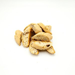 Cantucci - almond biscuits