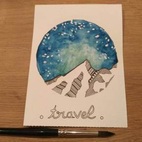 drawing-travel