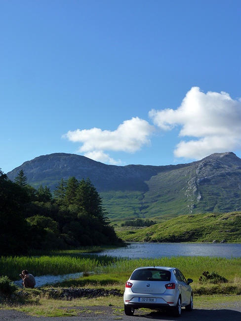 Roadtrip en Irlande
