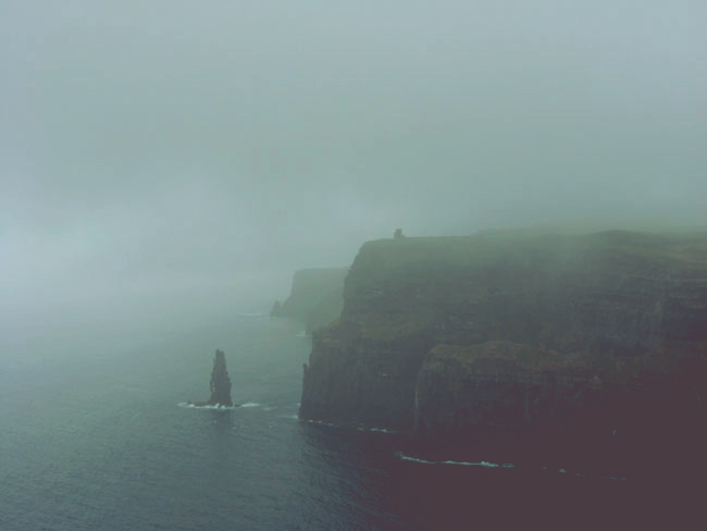 Irlande - Cliffs of Moher