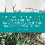 Header Image-2021 Guide to best plants for a spa bathroom
