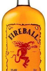 Whisky Fireball 50 Cl