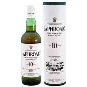 Whisky Laphroaig 10 Yo Cl 70