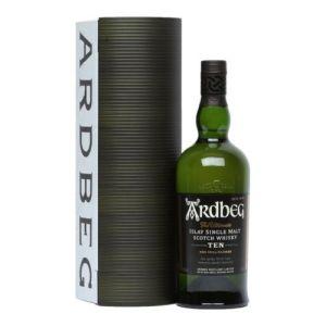 Whisky Ardbeg 10 Warehouse Pack