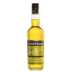 Chartreuse Jaune Old Blend 70° Anniversario Velier 42° Cl 50