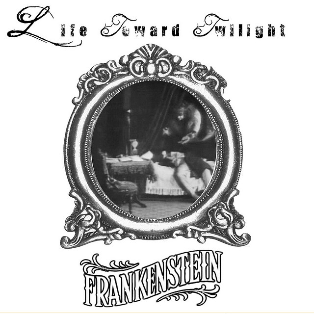Edison's Frankenstein CD art