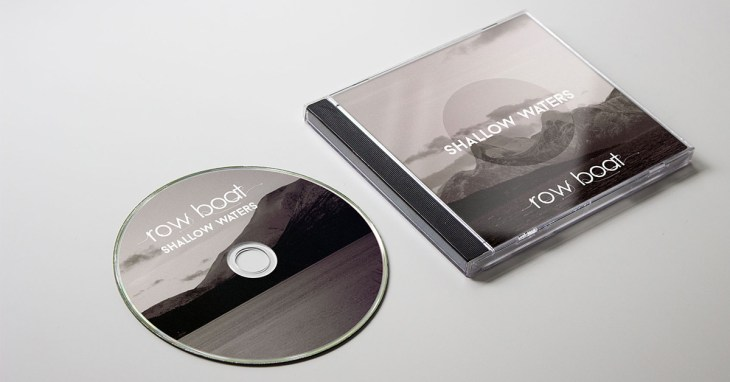 Shallow Waters CD and Case