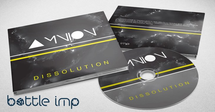 dissolution digipak