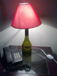 Tequila Bottle Lamps by Roberto | How To Make A Bottle Lamp