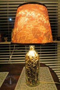 How To Make A Mossy Oak Bottle Lamp