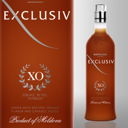 Exclusiv Napoleon XO Vodka