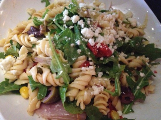 Fate Brewing Pasta Salad
