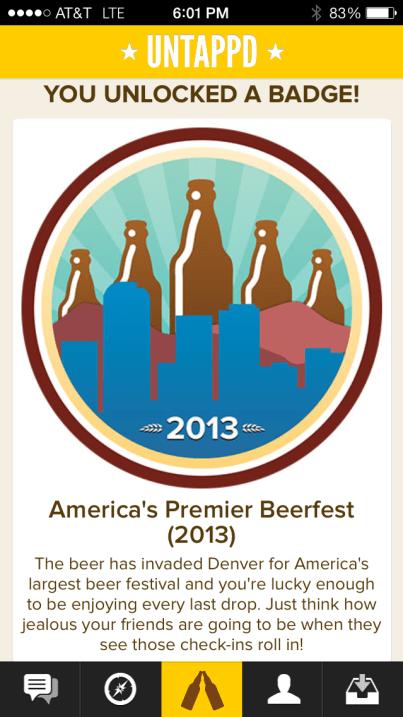 GABF Badge 2013