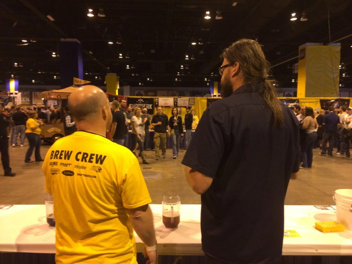 Jeff and Frank from Fitger's Brewhouse