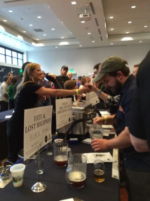 FATE had several collaborations on tap.