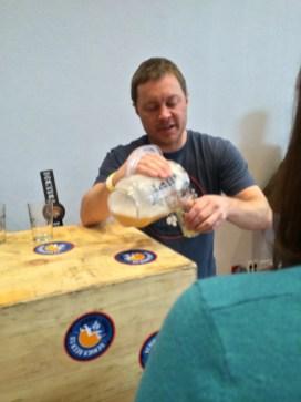 Denver Beer & Upslope collaboration