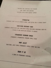 Stranahan's delicious whiskey cocktail menu