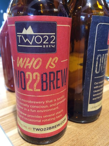 Who is Two22 Brew?