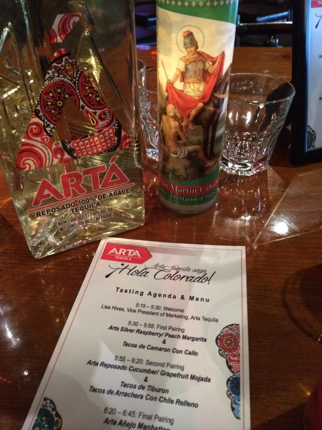 Arta Tequila Party 04-29-2014