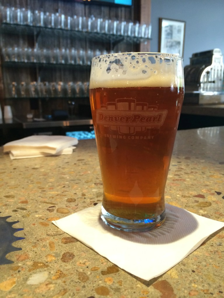 Phaded Pale Ale @ Denver Pearl Brewing Co