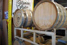 Barrel Aging Cider