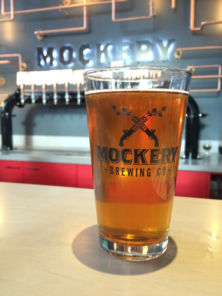 Visiting Denver's Mockery Brewing Co
