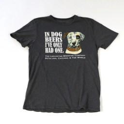 Great Beer Gifts: Lagunitas T-Shirt| Bottlemakesthree.com
