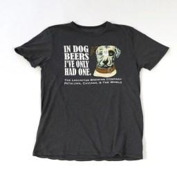 Great Beer Gifts: Lagunitas T-Shirt| Bottlemakesthree.com