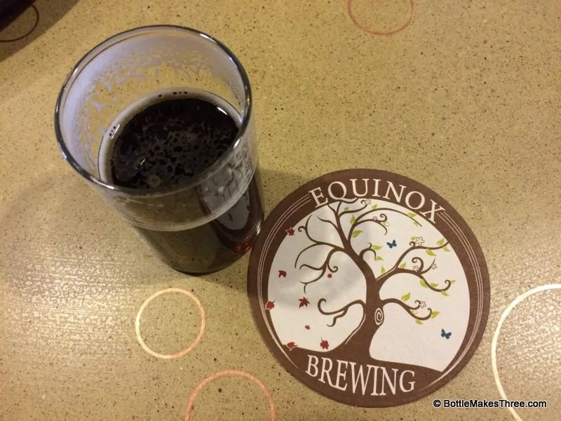 Equinox Brewing Co, Fort Collins | BottleMakesThree.com