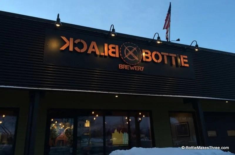 Black Bottle Brewing, Fort Collins CO | BottleMakesThree.com