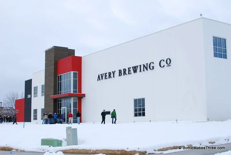 Inside Avery Brewing's New Home