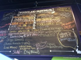 Wonderland Brewing, Broomfield CO | bottlemakesthree.com