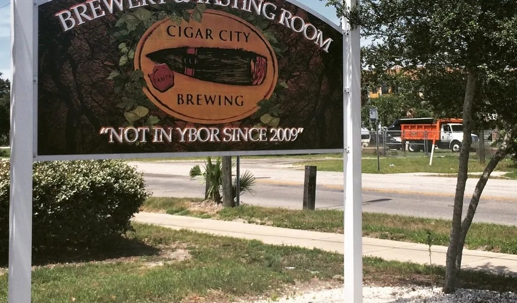 Exploring Florida Craft Beers - Cigar City Brewing Co, Tampa FL | BottleMakesThree.com