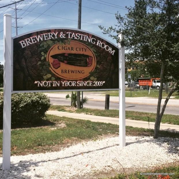 Exploring Florida Craft Beers - Cigar City Brewing Co, Tampa FL | BottleMakesThree.com