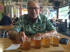 Dunedin Brewery, Dunedin FL| BottleMakesThree.com