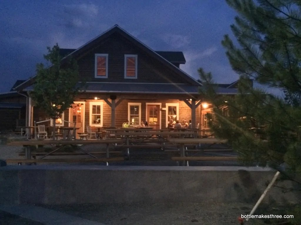 Farm House Restaurant at Breckenridge Brewery, Littleton CO | bottlemakesthree.com